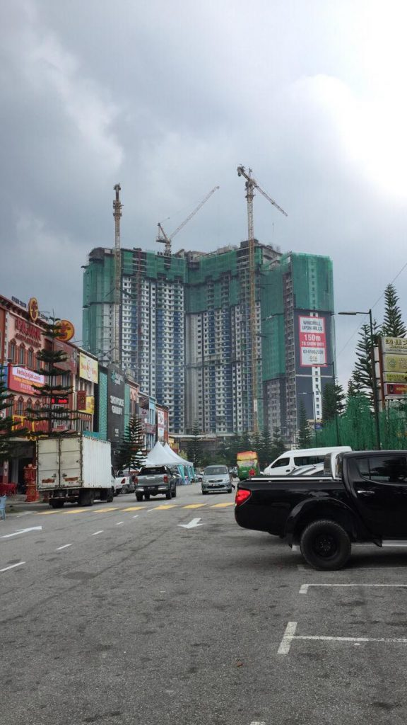 windmill upon hill genting progress august 2018