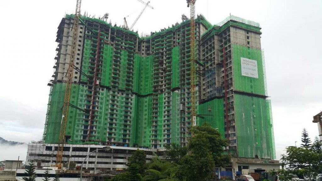 windmill upon hill genting progress december 2017