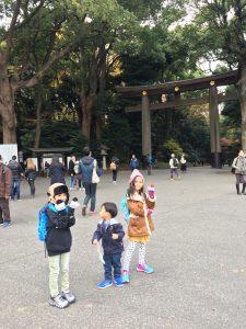 Park free entrance