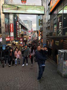 Takeshita Streeta