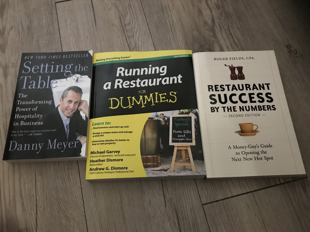 my books ordered from amazon arrived