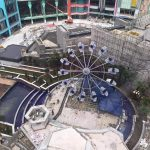 Genting Highland Theme Park Progress