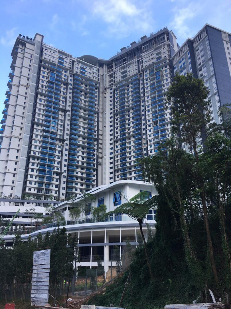 Windmill Upon Hills Genting Progress As of August 2019