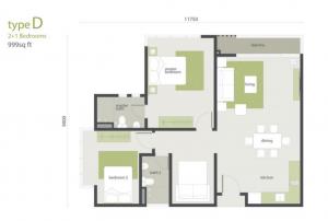 midhills layout type d