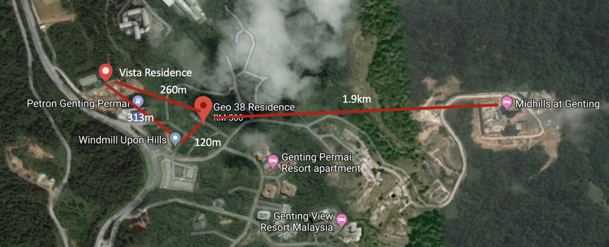 Genting Highland Condominiums Review