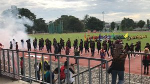 sk bukit jelutong sport day 2019 show