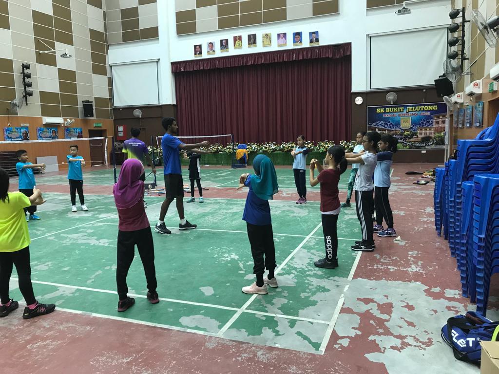 Badminton Elite Club Sekolah Kebangsaan Bukit Jelutong