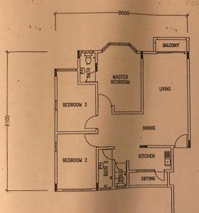 palma puteri kota damansara unit layout