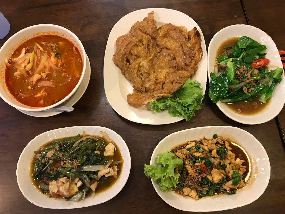 What To Eat at Genting Highland- Delicious Thai Cuisines > choice#1