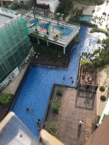 midhills genting swimming pool
