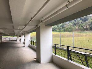 vista residence genting parking