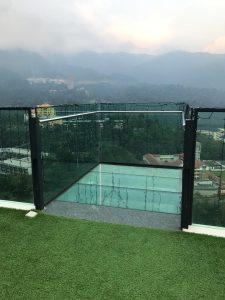 vista residence genting sky deck