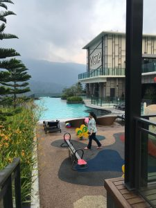 vista residence genting swimming pool