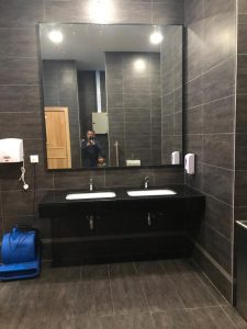 vista residence genting toilet and changing room
