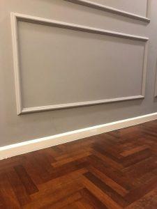 vista residence parquet floor