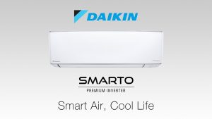 daikin smarto FTKH35A