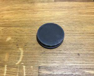 elba kitchen hob - inner ring cap