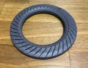 elba kitchen hob - outer ring