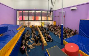 motion gym 4th competition