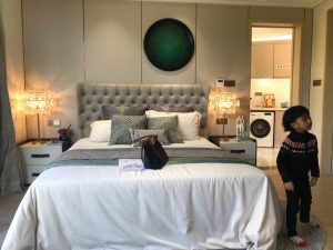 IBN Genting City bedroom show unit