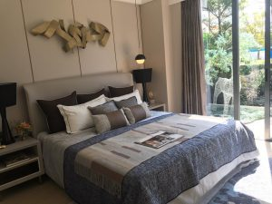 IBN Genting City bedrooms show unit