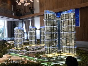 IBN Genting City planned blocks