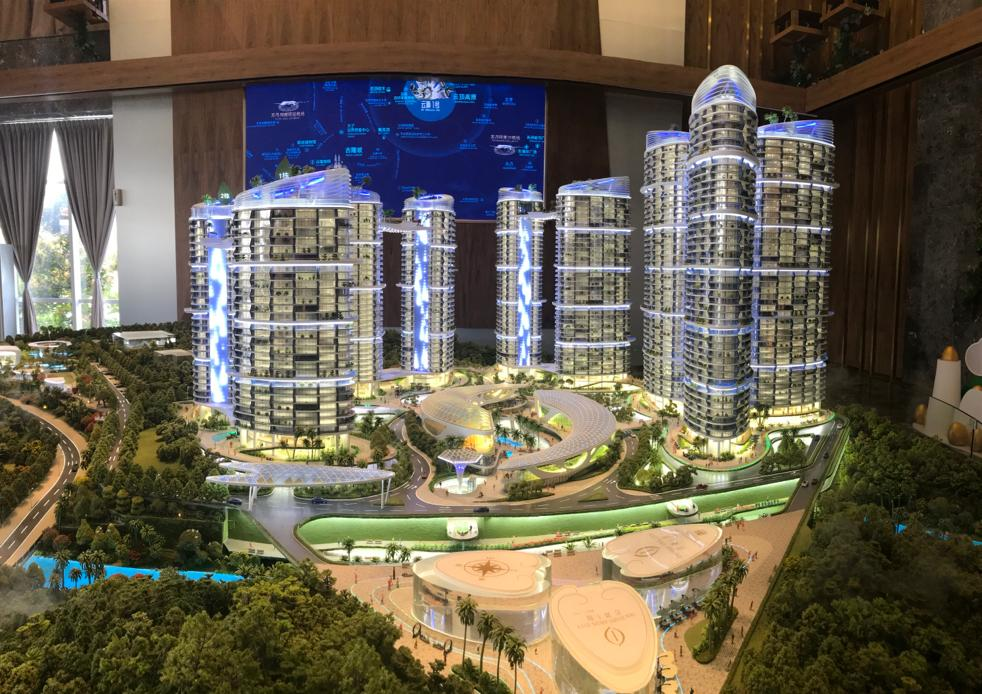 IBN Highlands City in Genting Permai