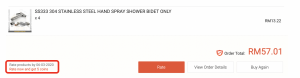 shopee earn coins by giving rating