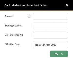 Maybank trading login
