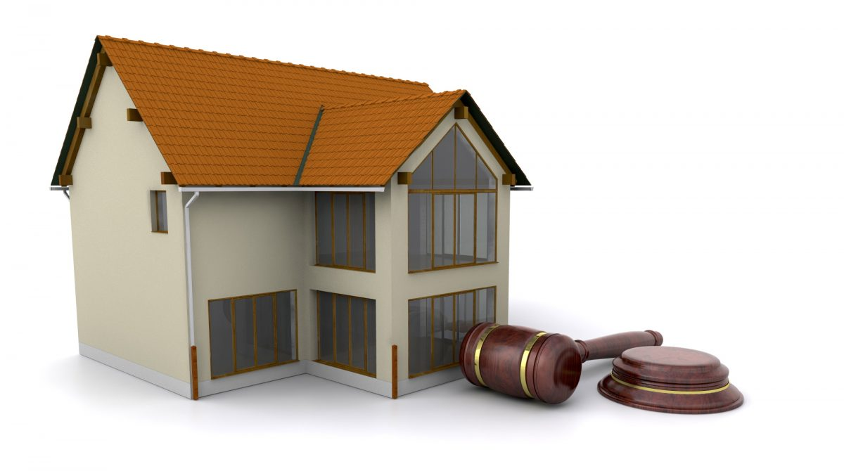 property auction house