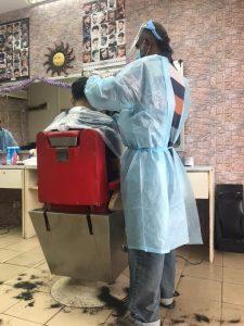 kedai gunting rambut dmsr new sop