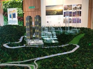 tropicana grandhill township plan genting highlands