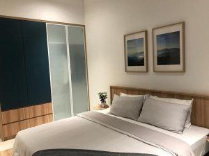 tropicana twin pines bedroom studio layout A1