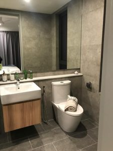 tropicana twin pines master toilet layout C2