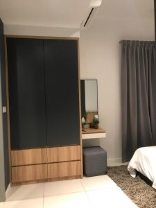 tropicana twin pines wardrobe master bedroom layout C2