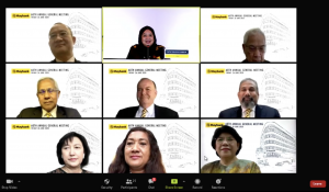 maybank 60th annual general meeting board members