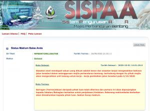 majlis perbandaran bentong update complaint status