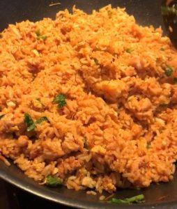 resipi nasi goreng tomyam