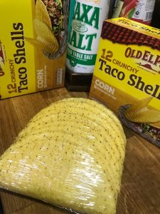 Readymade Taco Shells